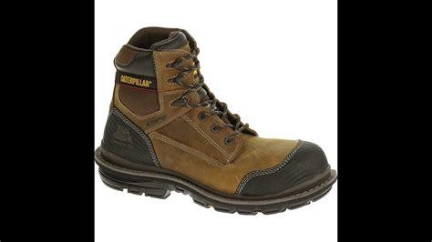 daftar harga sepatu safety shoes caterpillar original terbaru youtube