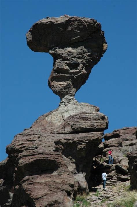 Balanced Rock a geologic oddity in south central Idaho ...