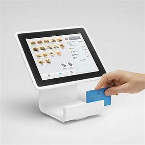 Upgrade for square register square stand point of sale for Swiping business credit cards