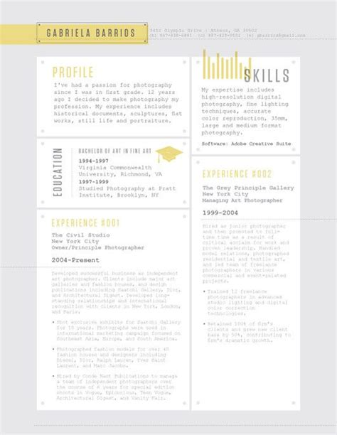 Resume Template Name by Exle Resume Resume Templates Like Loft Resumes