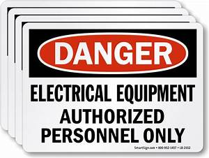 electrical equipment safety labels With electrical equipment labels