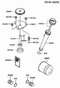 Kawasaki Fh430v Parts List And Diagram