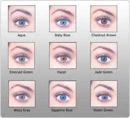 what color are my chart pictures of eye colors eye color chart my favorite
