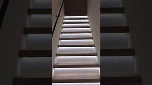 Automatische Sensorgesteuerte LED Treppenbeleuchtung