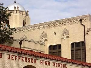 Jefferson High School's architectural grandeur a source of ...