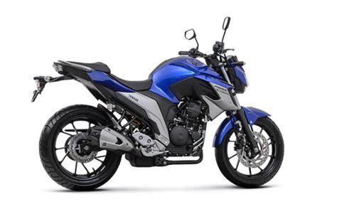 Yamaha Fazer 250 2021 → Preços, Ficha Técnica, Fotos, Consumo