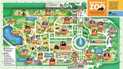 Printable Chicago Street Map