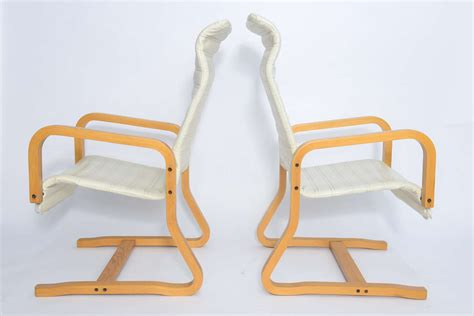 thonet bentwood cantilever lounge chairs at 1stdibs