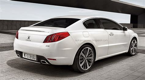 Peugeot 407 Coupe by 2016 Peugeot 407 Coupe Pictures Information And Specs