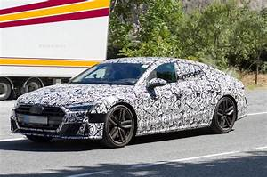 Audi S7 Sportback : 2018 audi a7 sportback to be revealed today autocar ~ Melissatoandfro.com Idées de Décoration