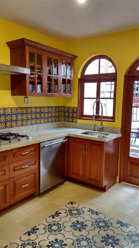 cocinas rusticas mexicanas   te inspires
