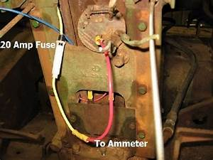 M    Mt 6 Volt To 12 Volt Conversion - John Deere Forum