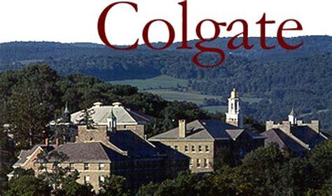 colgate university  hamilton ny