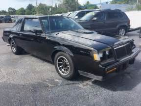 1985 Buick Regal T Type by 1985 Buick Regal T Type Grand National 51k For Sale