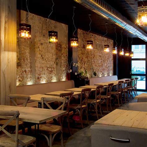 moderne cafe inrichting inrichting voor restaurants brasseries integral