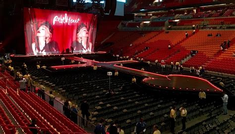 americanairlines arena section  concert seating rateyourseatscom