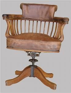 Bureau Ancien En Bois : fauteuil de bureau ancien en bois table de lit ~ Carolinahurricanesstore.com Idées de Décoration