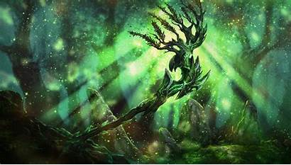 Wow Druid Wallpapers Backgrounds Hunter Warcraft Background