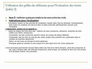 Dans Ce Contexte Synonyme : evaluation validation des comp tences du socle ppt t l charger ~ Medecine-chirurgie-esthetiques.com Avis de Voitures