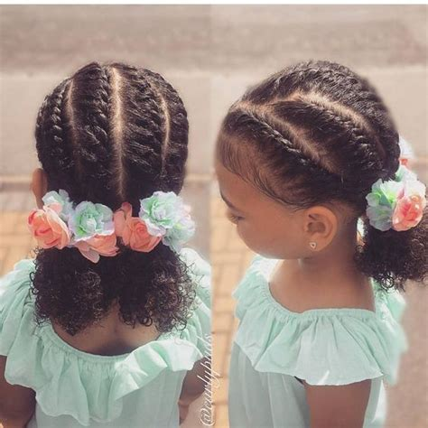 black girl hairstyles  stunning kids hairstyles