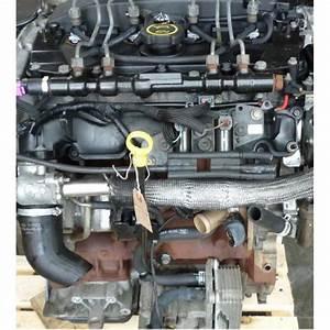 Engine  Motor Ford Mondeo Iii 2 0 Tdci 131 Ch Fmba