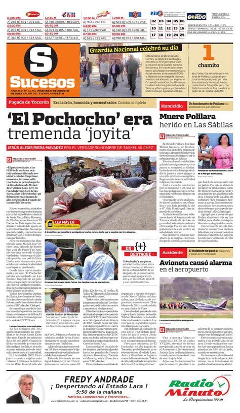 Noticias de hoy de guadalajara, jalisco, méxico, deportes, entretenimiento & tecnología El informador 06 08 2013 by El Informador - Diario online Venezolano - Issuu
