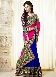 Bollywood Style Designer Embroidery Sarees