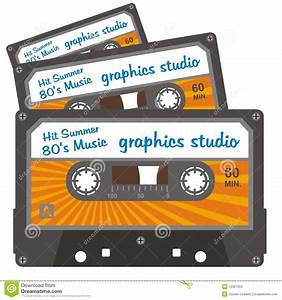 Cassette Line Royalty Free Stock Photo - Image: 12307355