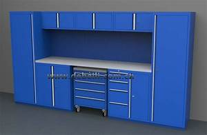 Rangement Outils Garage : armoire de rangement garage verrouillable bo te en m tal armoire outils id de produit ~ Melissatoandfro.com Idées de Décoration