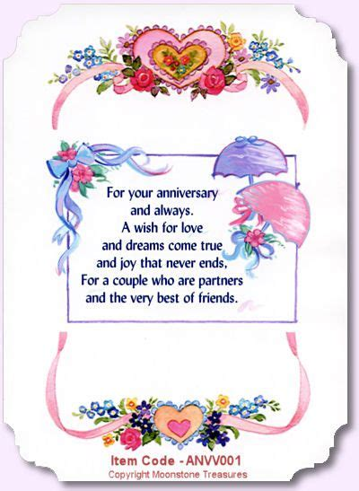 wedding card sentiments best 25 anniversary verses ideas on marriage anniversary cards gift for marriage