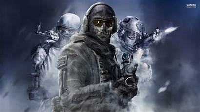 Duty Call Ghost Wallpapers Cool Background Desktop