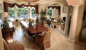 formal dining room decorating ideas home design inside With how to decorate a formal dining room