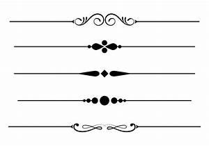 Free Fancy Lines Vector - Download Free Vector Art, Stock ...