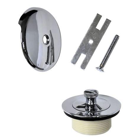 bathtub trim kit universal lift and turn tub drain trim kit with overflow