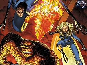 FANTASTIC FOUR Reboot May Cast Michael B. Jordan as the Human Torch/Johnny Storm | Collider