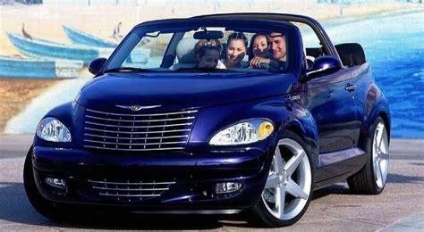 2001 Chrysler Pt Cruiser Information And Photos
