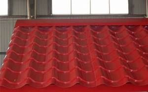 corrugated aluminium roofing sheet china mainland With colored tin sheets