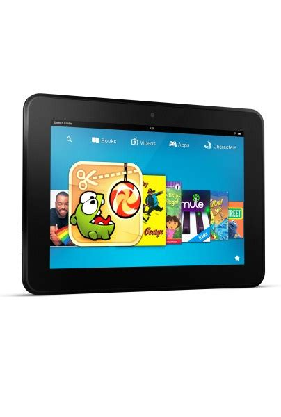 Ee  Kindle Ee   Fire Hd Tablets From Amazon Specs Pictures