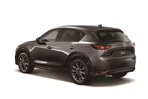 mazda cx   turbo petrol revealed performancedrive