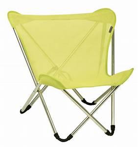 Chaise Camping Pliante : lafuma c chaise pliante micro pop up avec batyline fun 20 ~ Melissatoandfro.com Idées de Décoration