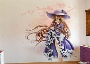 Deco Chambre Fille Princesse : princesse manga hard deco ~ Teatrodelosmanantiales.com Idées de Décoration