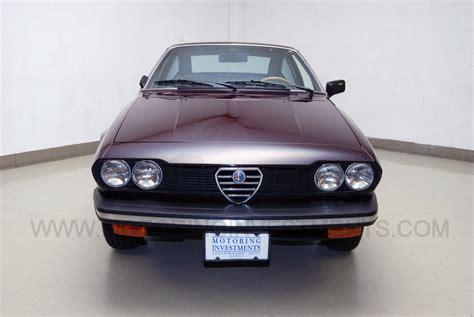 1978 Alfa Romeo by Alfa Romeo Alfetta Gt 1978 Motoringinvestments