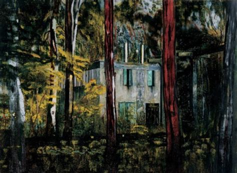 peter doig explore  exhibition room  tate