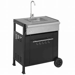 Evier D Exterieur Pour Jardin : meuble evier cuisine exterieure ~ Premium-room.com Idées de Décoration