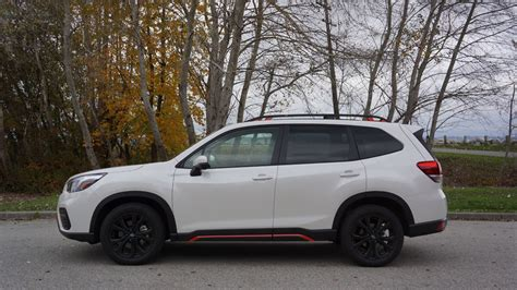 2019 Subaru Forester Sport by 2019 Subaru Forester Sport The Car Magazine