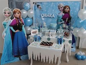 Frozen (Disney) Birthday Party Ideas | Frozen Birthday ...