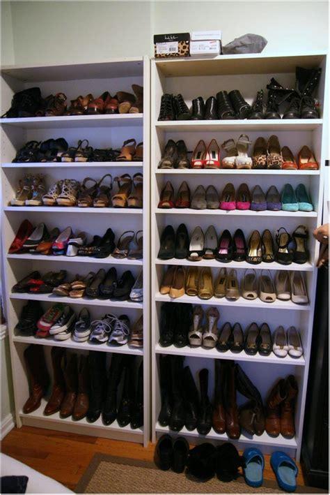 Shoe Organizer For Closet  Minimalist Bedroom Design With