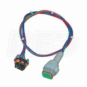 Generac 0e1634a Remote Start Adapter For Rv Generators For Connection To Onan Harness