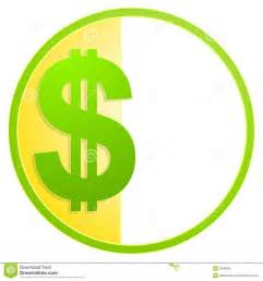 Dollar Sign Logo Clip Art