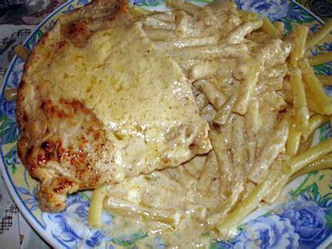 recette avec boursin cuisine recette d escalope sauce au boursin cuisine ail et fines herbes